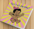 African American Girl A1 - Age 1 Birthday Card