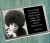 Angela Davis Fridge Magnet