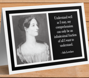 Ada Lovelace Card A