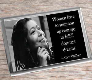 Alice Walker Magnet