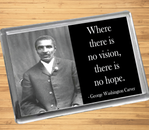 George Washington Carver Magnet
