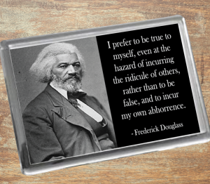 Frederick Douglass Fridge Magnet
