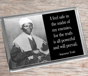 Sojourner Truth Fridge Magnet
