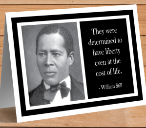 William Still Greeting Card